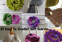 Crochet - Scarves / by Angie Chrisman