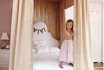 Little Girl's Bedrooms