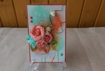 My card Ekaterina / Мои работы