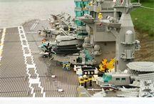 LEGO aircarrier