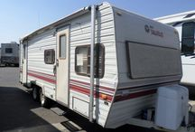 RVs, Motorhomes, Trailers and Campers