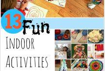 Kids: activities