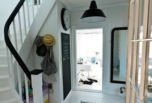 Inspiration- Hallways / Beautifully styled hallways and inspiration for your home.