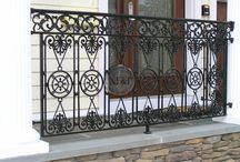 Ornamental Iron / Ornamental Iron on display in Philadelphia and beyond