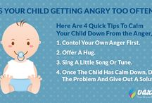 Tips To Calm Your Child From Anger / How To Control Your Child's Anger? Here Are a Few Tips That Will Calm Your Child & Help Him Manage His Anger.