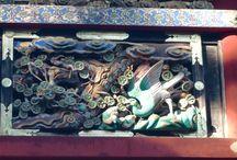 日光東照宮 彫刻