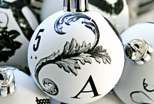 Christmas Decor - Ornaments / by Debbie Mayfield