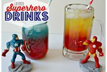 Geeky Drink Recipes for Blog