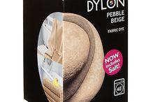 DYLON Çakıl Bej - Pebble Beige - Fabric Dye With Salt