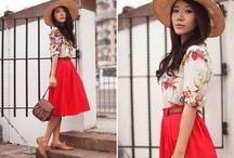 Portfolio inspiration - Hong Kong fashion