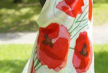 Poppy zijde
