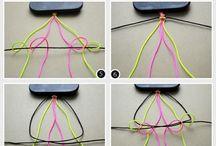 DIY Bracelets/anklets