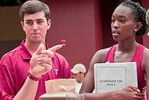 Campus Life / All about student groups and community service at Troy University