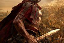 Román warrior