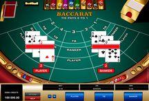 ♠♥Free Baccarat Games + Baccarat Casinos♦♣