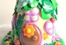 https://cadeaumagique.fr / Créations artisanales handmade fimo, cartonnage Cadeaux et décorations personnalisées pour annonce grossesse, baby shower, naissance, bapteme, anniversaire