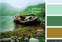 Color Palettes  / by PANTONE COLOR