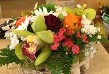 i miei fiori / le mie creazioni floreali