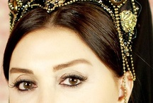 Muhteşem Yüzyıl / This plate about one of my favourite series - The Magnificent Century.  It is a Turkish television series.