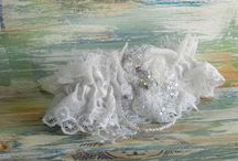 My Creations / the Garters I've created for Brides