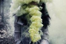 smoke bome
