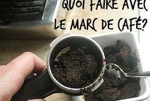 Marc de cafe 9 usages