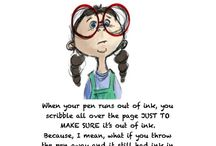 Nerd Quirk / Quirks about being a sort-of nerd :)