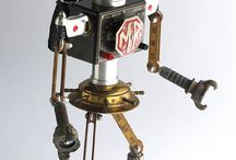 Robots, Droids and other cool gizmos