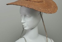 18th Century Hats / http://larsdatter.com/18c/womens-hats.html