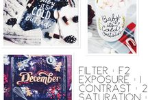 My VSCO filters x (free)