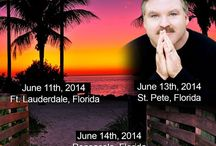 FLORIDA EVENTS  / James Van Praagh is Coming to Florida!  St. Petersburg, Pensacola and Ft. Lauderdale!  Details Coming Soon!