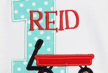 Little Red Wagon Birthday