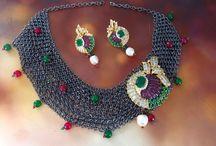 Semi-Precious Imitation Jwellery