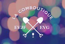 La Comboutique des EVJF et EVG / C'est votre enterrement de vie de jeune fille ou votre enterrement de vie de garçon ? Portez nos t-shirts à messages pour l'occasion !