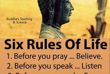 Buddha's teaching