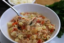 Recipes: Slow Cooker / by Bethany Congdon