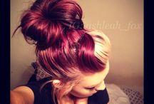 Pretty HairColors