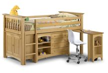 Kids' Bedroom Ideas / Cabin Beds, Loft Beds, and storage ingenuity.  Making small spaces work well for small children. / by Michelle Davis