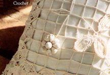 crochet - almohadones