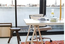 Room inspirations:  office / by Shirley