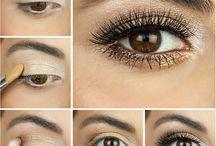 Makeup tutorial / The most gorgeous makeup tutorials