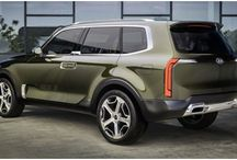 Kia Telluride / a Concept might become a reality