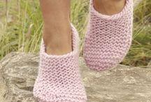 El Örgüsü Çorap