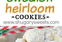 Wedding Cookies / by Megan Higgins