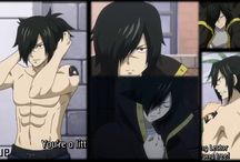 Fairy Tail Sting and Rogue