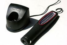 LED-es szerelőlámpa