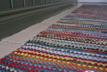 ANKI Rugs / The unique handwoven designrugs from Finland. We focus on making high-quality that will last through generations.
