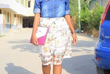 chambray, floral