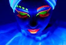 Neon Make-up ♡