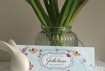 Sweet Easter! / Tolle Geschenkgutscheine von sweevia®